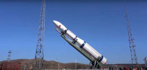 中, '세계 최초 6세대(6G) 인공위성' 발사 성공