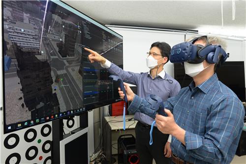 ETRI, 가상현실 게임 시 나타나는 멀미 줄이는 기술 개발