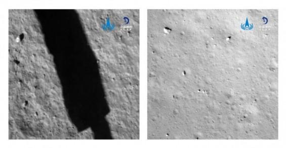 중국 달 탐사선 창어 5호 달 표면에 착륙 성공