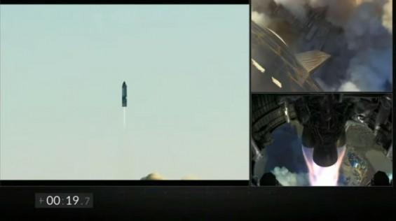 스페이스X 화성 우주선 스타십, 시험비행 성공했지만 착륙 과정에서 폭발