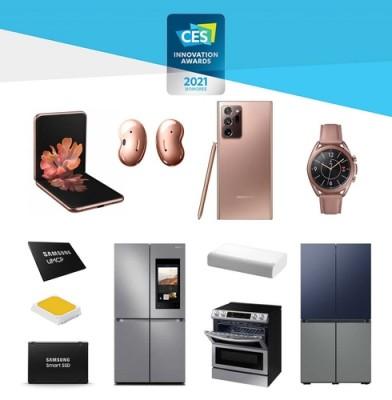 CES 휩쓴 한국 기업들…'혁신상' 삼성 44개·LG 24개 석권(종합)