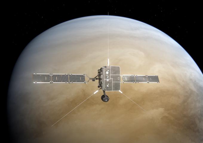 태양 탐사선 '솔라 오비터' 첫 중력도움 성공