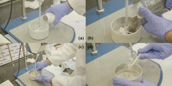 밀가루 반죽처럼 만든 갈륨, 기능성 소재로 재탄생한다