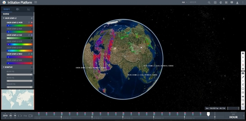 한컴인스페이스-네이버, 클라우드 기반 위성 지상국 개발한다