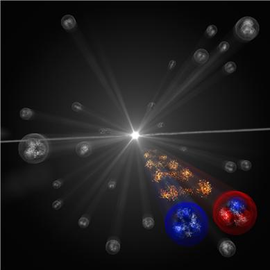 초미시 세계 관찰하는 기술로 물질 만드는 근본 힘 측정한다