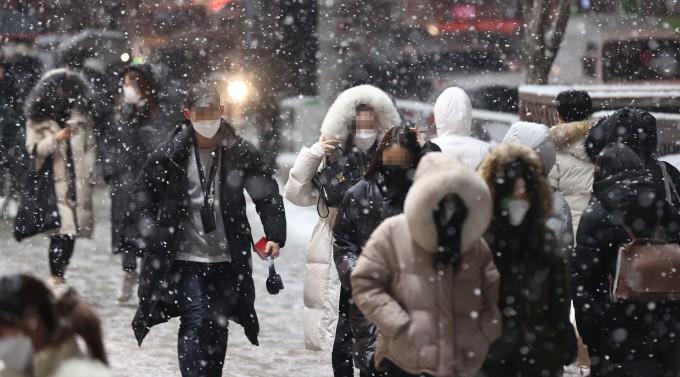 2일 아침 아주 추워요...서울 체감온도 영하 16도 2~4일 수도권 등에 눈·비
