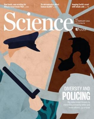 [표지로 읽는 과학]미국 경찰의 '인종 다양성' 과잉 폭력 줄인다