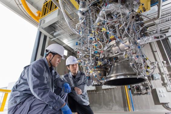 한국 토종 우주발사체 누리호는 300개 기업이 함께 만들고 있다