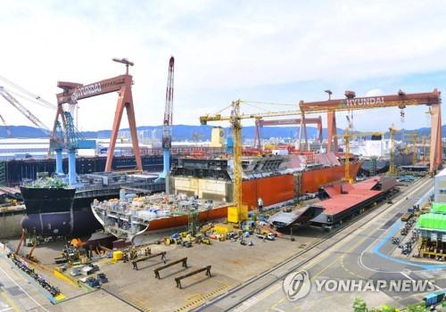 현대중공업, 음압격리실 선박 개발…