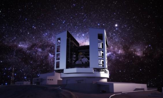 우주 보는 가장 큰 눈 '거대마젤란망원경' 6번째 반사경 제작 착수…2029년 관측 목표