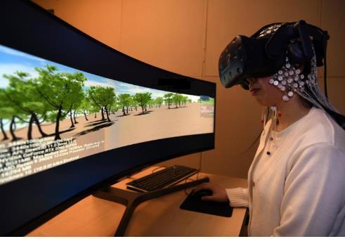 가상현실 체험 때 느끼는 멀미 뇌파로 측정한다
