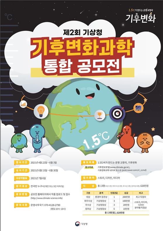 국민 눈높이에서 표현한 지구온난화 과학적 의미
