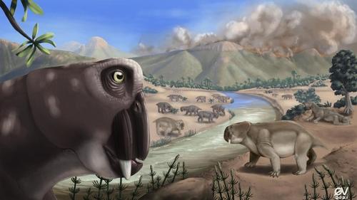 지구 최악 페름기 말 대멸종 육지서 10배가량 더 지속