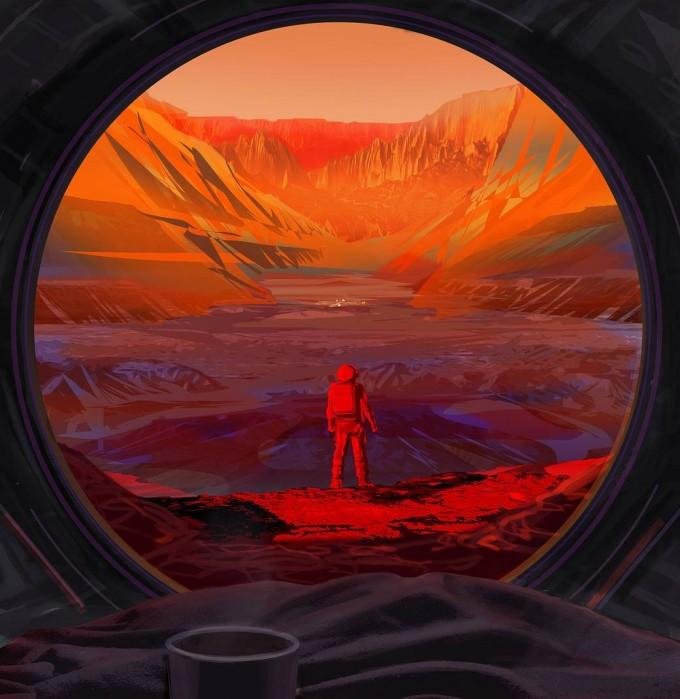 드론 비행하고 산소 만들고...인류의 화성 유인 탐사 가능할까