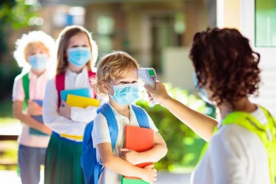 [코로나19, 위기의 아이들]변종 등장에 백신 미접종 겹쳐 미국 0~20세 확진자 20% 육박