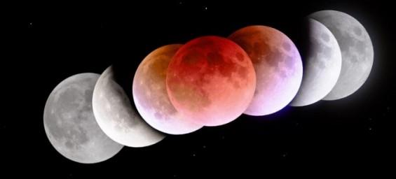5월 26일 달이 지구에 완전히 가린다...개기월식 일어나