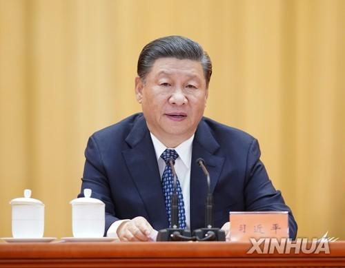 시진핑, 미중 갈등 속