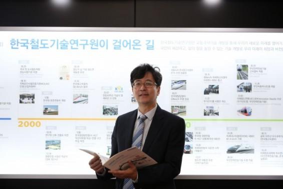 교통 빅데이터 분석기술 개발한 엄진기 철도연 책임연구원 '이달의 과학기술인'