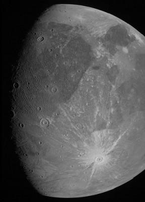 태양계 가장 큰 달 '가니메데' 20여년만에 찍은 근접 사진 공개