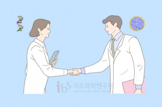 [IBS 코로나19 리포트 시즌2] 모더나의 백신 개발 팀사이언스의 힘