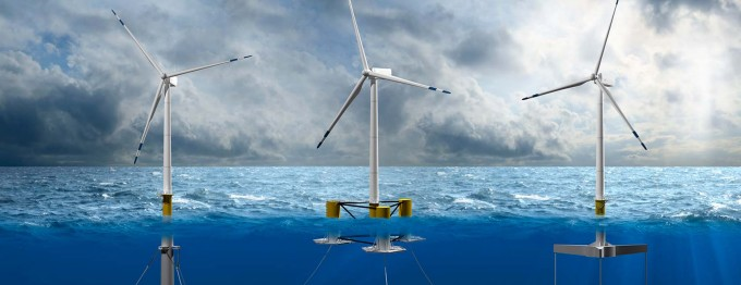 바다에 뜨는 해상풍력 기술 전쟁