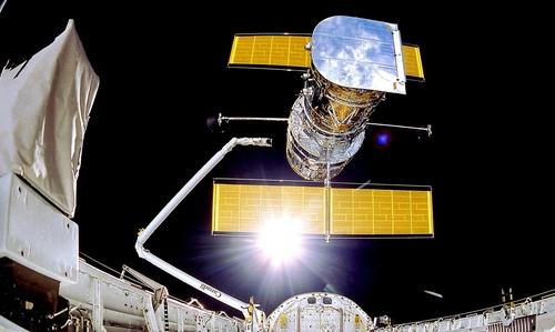 허블 우주망원경 한 달째 가동 중단…금주 초 '고비'