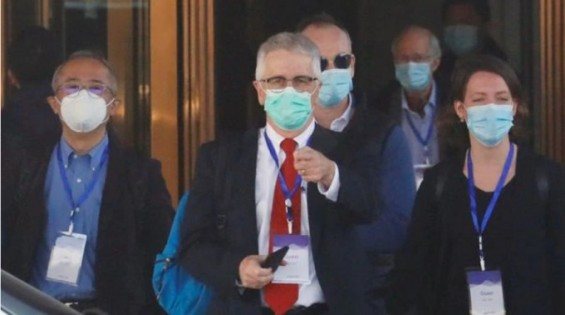 "WHO ""코로나 中 실험실 유출설 배제는 시기상조""…조만간 2차 조사 계획 공개"