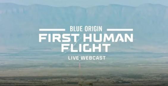 [동영상] 제프 베이조스 첫 우주여행 주요장면 모음