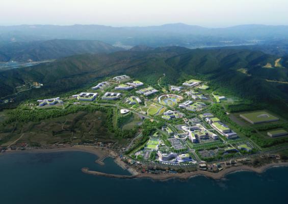 원자력硏, 소형모듈형원자로 연구 메카 '문무대왕과학연구소' 경주서 착공