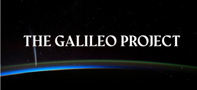 과학자 UFO 찾아 나선다…미 하버드대 교수 '갈릴레오 프로젝트' 발표