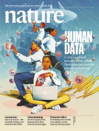 [표지로 읽는 과학]빅데이터를 통한 사회과학 연구, '힘과 위험' 공존한다