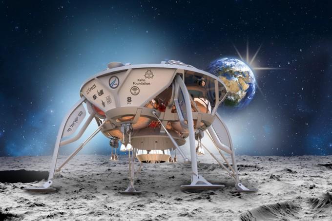 이스라엘 우주기업 스페이스IL 2024년 달 착륙 재도전 나선다