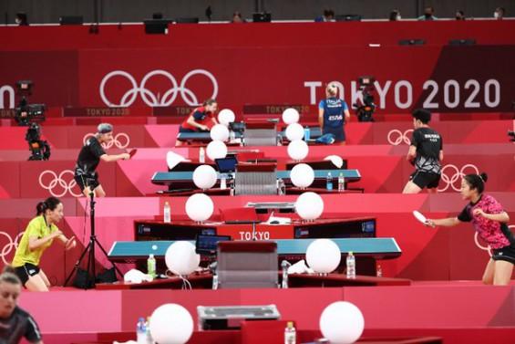 [올림픽의 과학] 탁구 한일전, 매치포인트에서 승리 예측하기