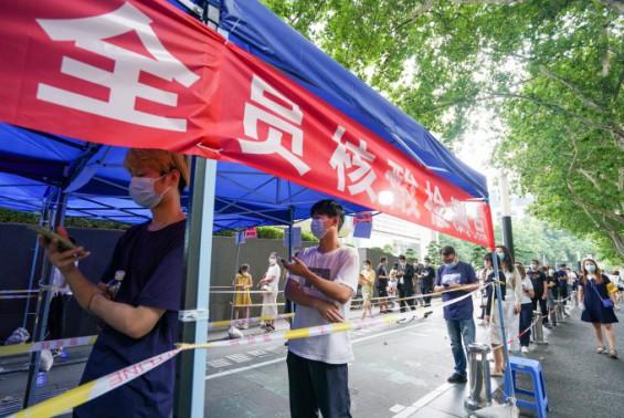'코로나19에 승리' 선언했던 중국,전국 재확산 조짐