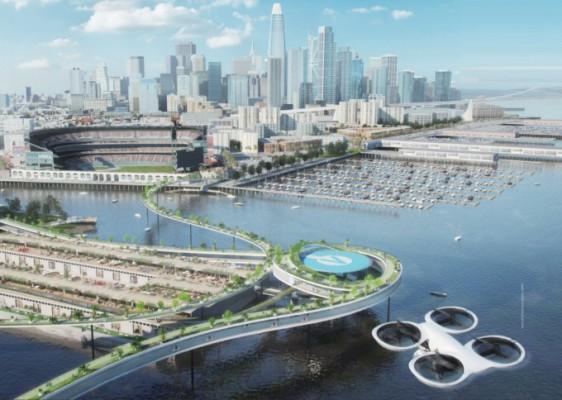 [프리미엄 리포트] 미래 모빌리티 도시 공간구조를 바꾸다