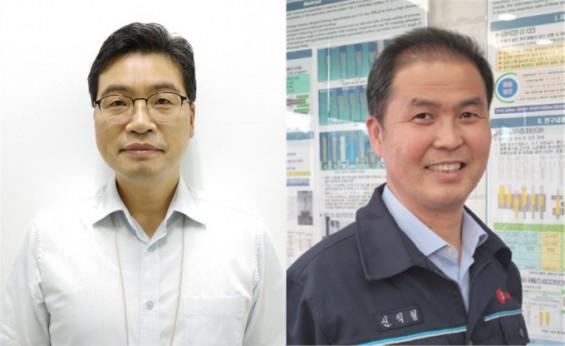 박형호 LG전자 연구위원·신익철 대림엠티아이 책임연구원 8월 엔지니어상 수상