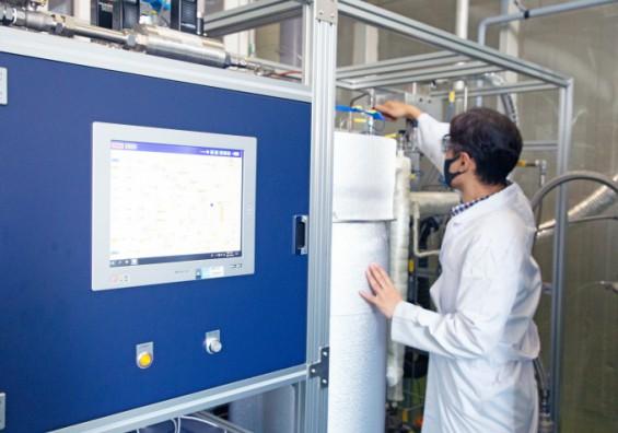 '그린암모니아'에서 '그린수소' 뽑아내는 기술 국내 첫 개발
