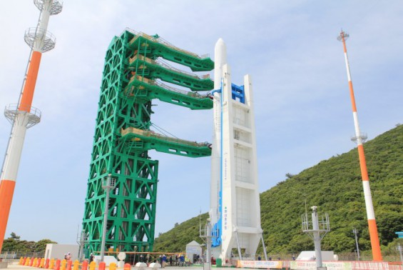 한국형발사체 '누리호' 10월 21일 첫 하늘길 연다