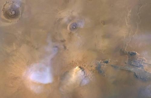 '붉은행성' 화성 국지적 먼지폭풍도 고대 물 증발에 한몫