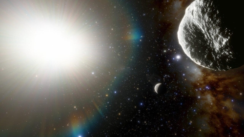 수성보다 더 가까운 태양의 '이웃' 2천만㎞ 접근 소행성 관측