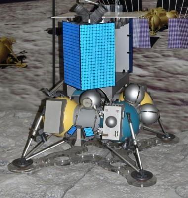 러시아 46년만에 달 탐사 재개…루나 25호, 내년 5월 달 간다