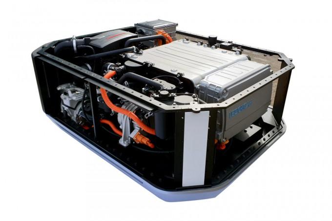 현대차 수소연료전지 시스템. 현대자동차 제공