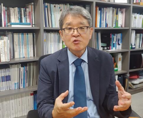 정동욱 원자력학회장