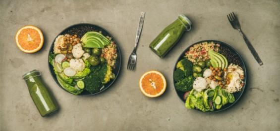 식물성 식단, 코로나19 감염·중증 위험 줄인다