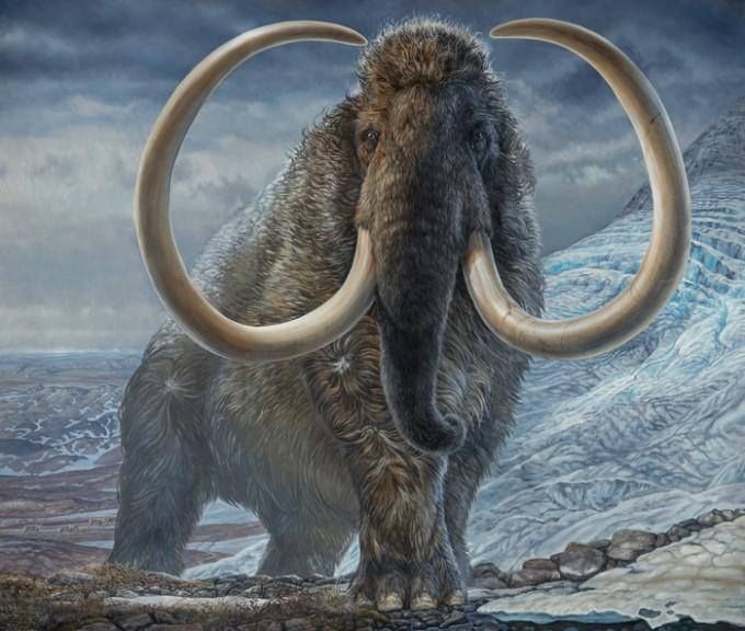 1만년 전 사라진 매머드 복원에 부자들은 왜 투자했을까
