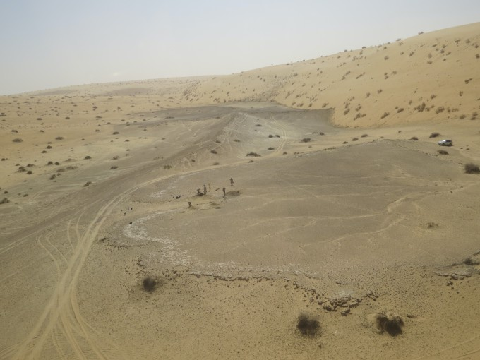 사우디 북부 사막은 10만년 주기로 '초원의 문' 열렸다