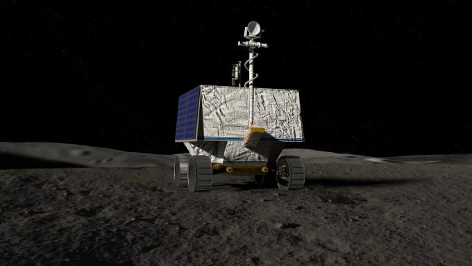미국항공우주국(NASA)의 달 극지 탐사로버 ′바이퍼′가 탐사할 지역으로 달 남극의 ′노빌레 충돌구′가 선정됐다. NASA 제공