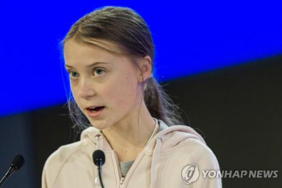 [2021노벨상] 기후위기 심각...청소년 환경운동가 툰베리의 평화상 수상 가능성은