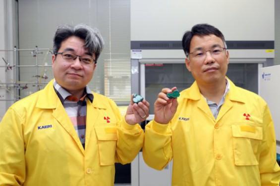 [과학게시판]한국원자력연구원, 방사성요오드 99% 흡수하는 천연광물 발견 外
