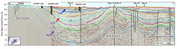 부산 앞 대륙붕서 최대 깊이의 온전한 해저지질 샘플 확보